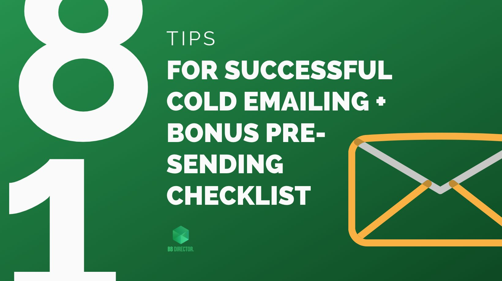 cold emailing tips
