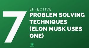 problem solving techniques