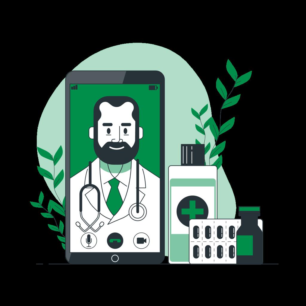 Online Doctor-bro