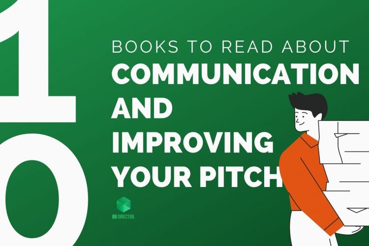 books on communicating and pitching