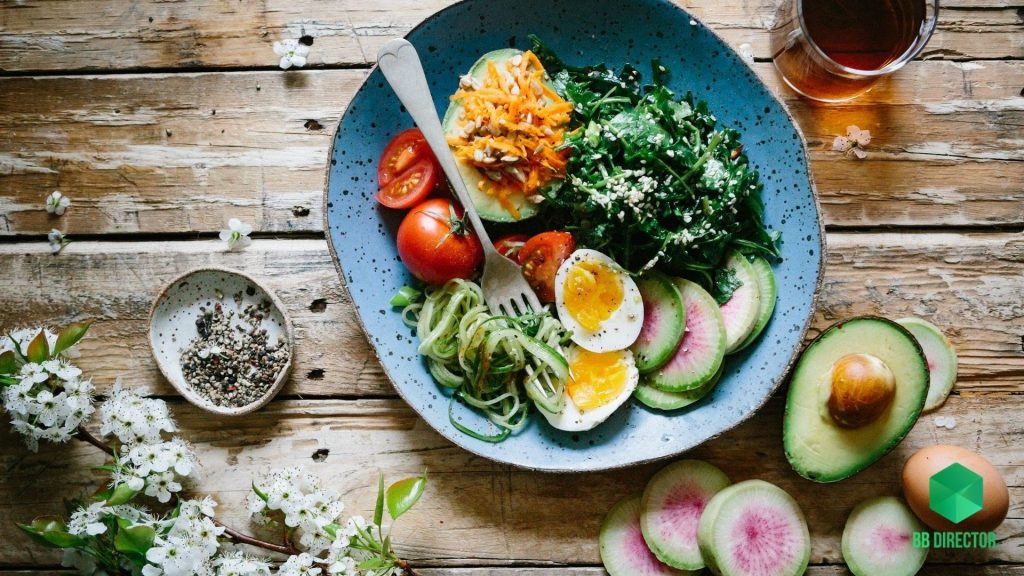Maintain a healthy diet.