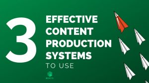content production systems by bbdirector
